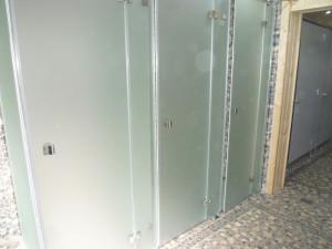 Duschen mit Türen